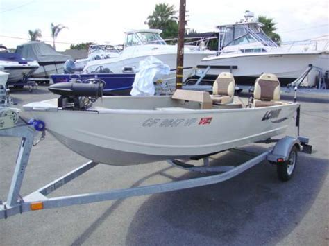 Lowe Boats For Sale California by 1990 Lowe Boats For Sale In California