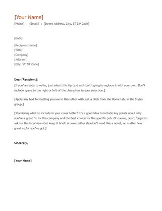 Chronological Resume Cover Letter by Resume And Cover Letter Chronological