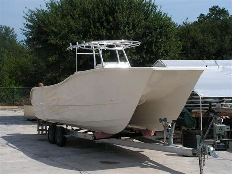 Ameracat Boats by Ameracat 31 Page 3 The Hull Boating And