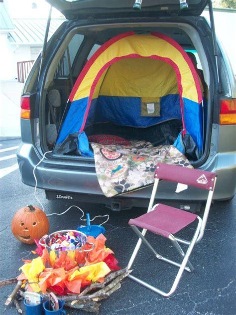 trunk or treat ideas future non scary trunk or treat ideas