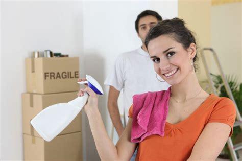wohnung putzen beim auszug checkliste