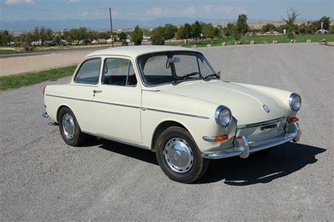 1964 Vw Type 3 Notchback For Sale @ Oldbug.com