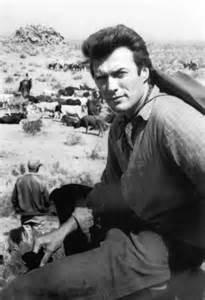 Clint Eastwood Western Cowboy
