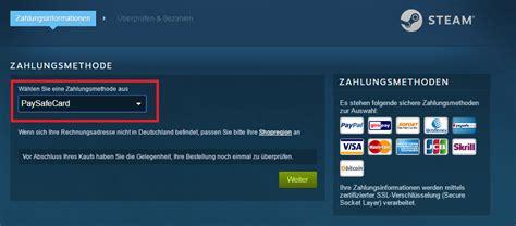 Steam Karte Online Kaufen
