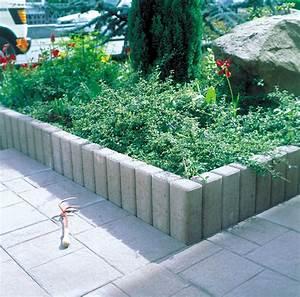 beeteinfassung beton beeteinfassung aus stein holz oder - Garteneinfassung Art Und Verwendung