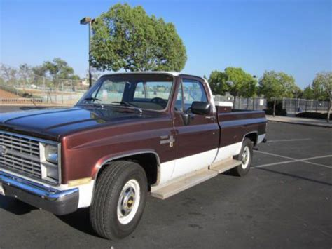 purchase   chevy scottsdale  limited edition