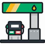 Station Gas Icon Icons