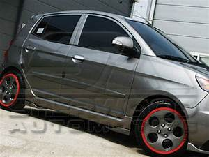 Picanto Fnb Side Skirt Wings