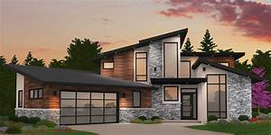 A Modern Empty Nester House Plan With Unique And Award Winning Appeal