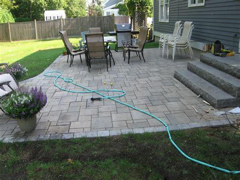 unilock avante ashlar caledonia granite steps unilock avante ashlar paver patio