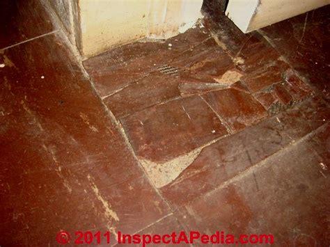 vinyl flooring health hazards asbestos flooring hazard levels