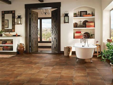 Pvc Boden Landhausstil by Pvc Fliesen Sind Sie Passend F 252 R Ihr Badezimmer