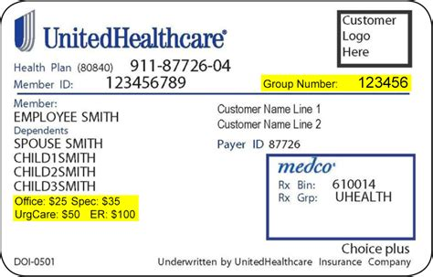 uhc community plan phone number number on insurance card united healthcare infocard co