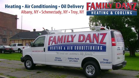 Family Danz Heating And Cooling Inc, Albany New York (ny