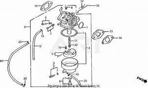 Generator Carburetor Diagram