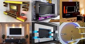 Top, 50, Modern, Tv, Stand, Design, Ideas, For, 2020