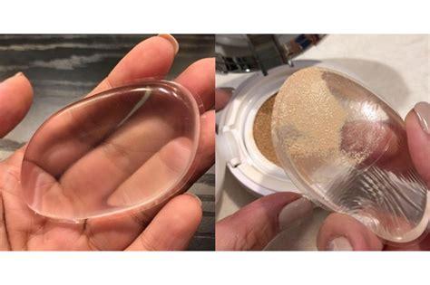 silicone bra insert replace makeup sponges ewmoda