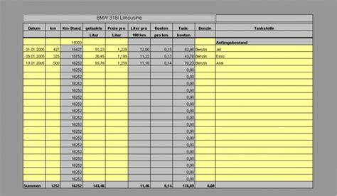 kfz versicherung kosten kfz kosten tankbuch spritkosten freeware de