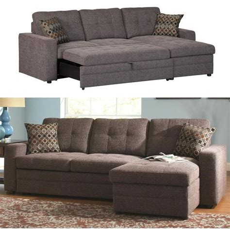 sleeper sofas for small spaces sleeper sectional sofa for small spaces tourdecarroll com