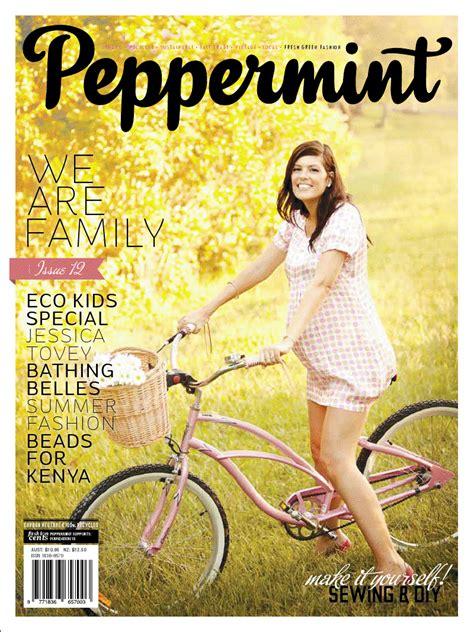 courtesy  peppermint magazine eco warrior princess