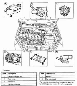 35 2000 Ford Focus Cooling System Diagram