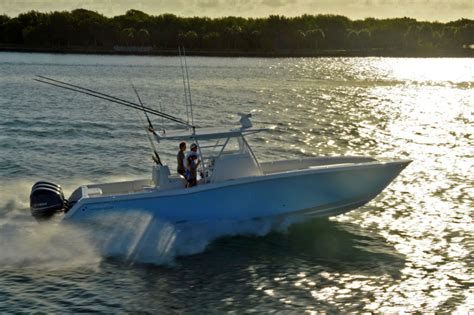 Invincible Boat Models by World Class 36 Open Fisherman Original Invincible Boats