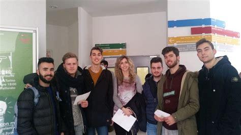 Test D Ingresso Politecnico Di Torino - saluzzo gli alunni liceo bodoni al primo test di