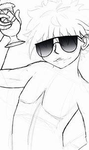 Drawing Killua Zoldyck | Anime Amino