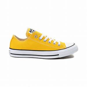 Infant Chuck Taylors Size Chart Converse Chuck Taylor All Star Lo Sneaker Yellow 398231