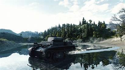 Tanks Lake Desktop Pc Wallpapers Its