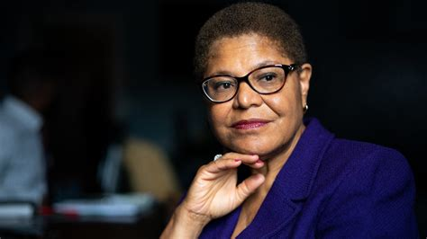 Drawing on Decades of Activism, Karen Bass Leads Democrats ...