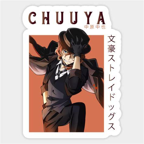 chuuya nakahara bungo stray dogs anime