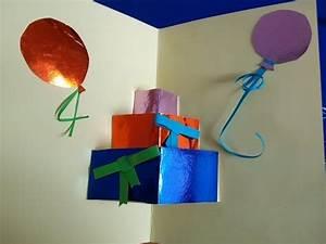 Pop Up Karte Basteln Geburtstag : diy basteln lernen 3d pop up karte geschenk bastelidee zum muttertag oder geburtstag youtube ~ Frokenaadalensverden.com Haus und Dekorationen