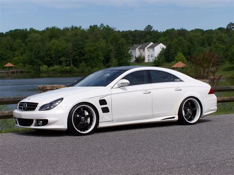 06 Mercedes Cls500 by View Of Mercedes Cls 500 306hp At Photos