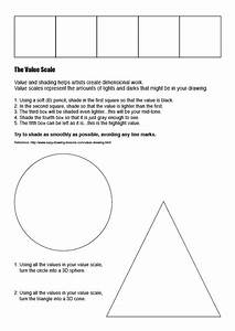 Value Worksheet Art Art Room 104 Art 7 Unit 2 Perspective Todd