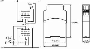 pilz pnoz x1 wiring diagram With wiring a pilz relay