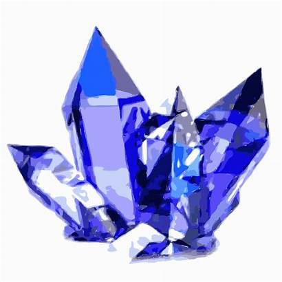 Clipart Crystals Occur Nature Svg Crystal Clip