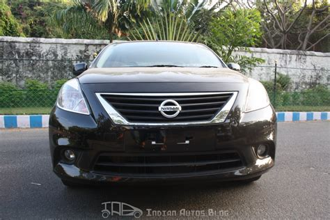 nissan india nissan sunny diesel review comprehensive with pics