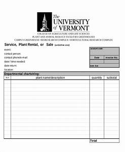 Standard Invoice Format Sample Rental Invoice 12 Examples In Pdf Word Excel