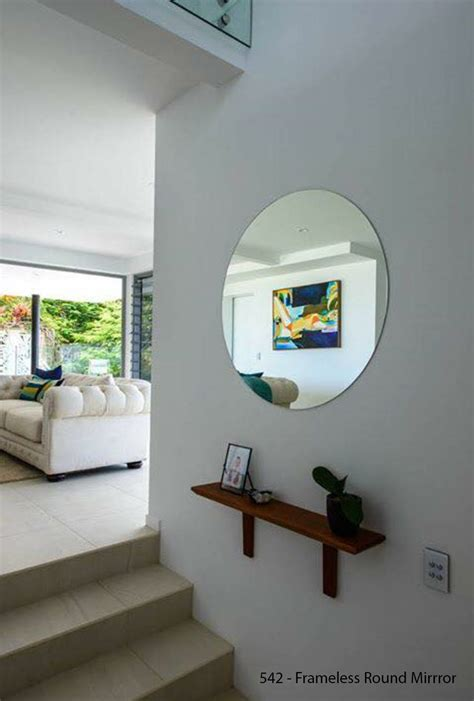 How To Install A Frameless Bathroom Mirror by Frameless Mirrors Ultimate Shower Screen
