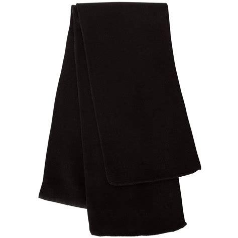 spt04 black sportsman sp04 knit scarf black fullsource