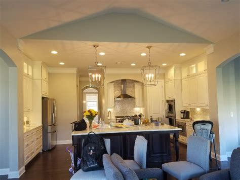 Interior Painting Project  Kitchen And Kitchen Sitting