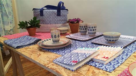 bohemian living and other things new collection summer 2016 from monoprix home