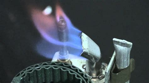 smell gas after lighting pilot carbon monoxide safety meyer and air