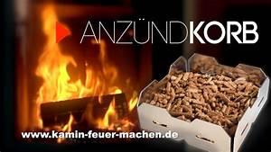 Pellets Im Kaminofen Verbrennen : kaminofen anz nden ohne stress mit pellets und anz ndkorb youtube ~ Watch28wear.com Haus und Dekorationen
