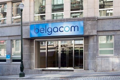 m ro bureau herinrichting inkomzone belgacom gebouw door stein