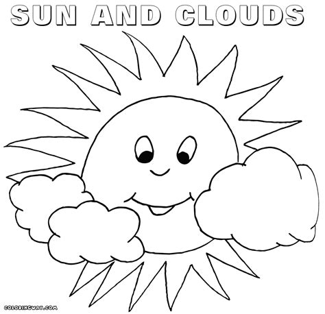 sun coloring pages coloring pages    print