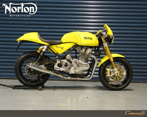 2010 Norton Commando 961 Cafe Race