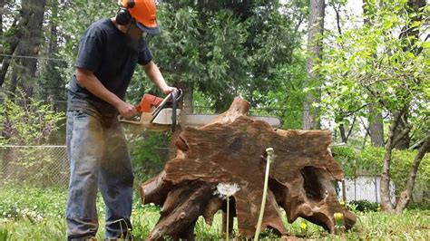Making a Black walnut table 1/1   YouTube