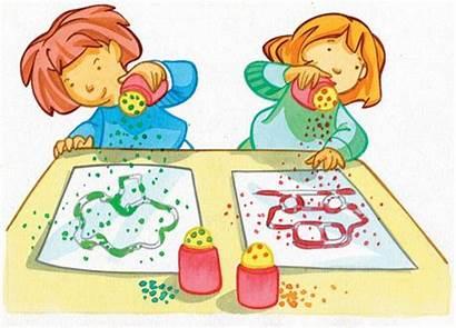Preschool Clipart Clip Language Children Cartoon Syntax